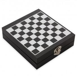 Kit Vinho Xadrez 4 peças